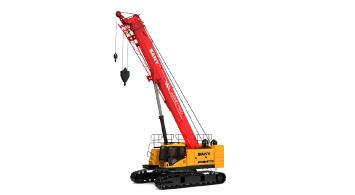 Harga Sewa Crawler Crane