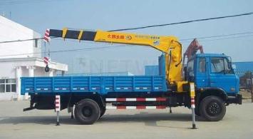 Harga Sewa Crane Truck